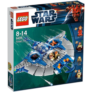 LEGO Star Wars - Gungan tengeralattjáró 9499