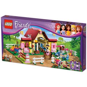 LEGO Friends - Heartlake istállói 3189