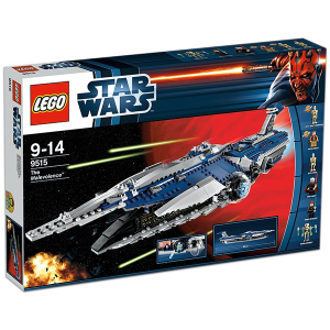 LEGO Star Wars - A rosszindulat 9515