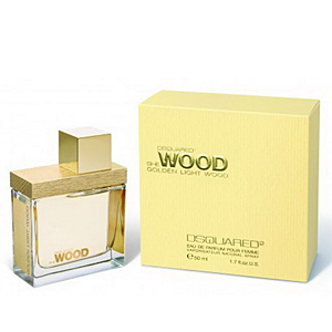 Dsquared She Wood Golden Light Wood EDP 50 ml