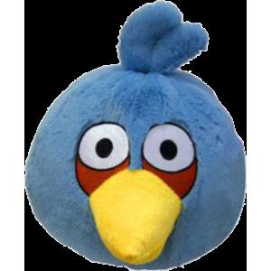 N/A Angry Birds Madár 13 cm hangot ad Kék