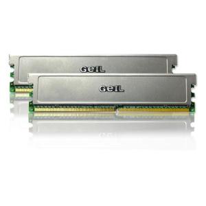 Geil VALUE DDR2 PC5300 667MHz 4GB KIT2 CL5