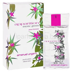 Emanuel Ungaro Apparition Exotic Green EDT 50 ml