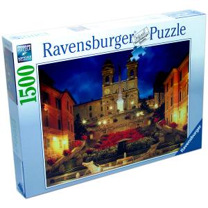 Ravensburger A római Spanyol lépcső 1500 db