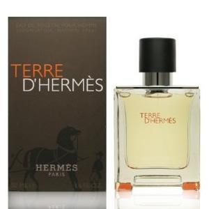 Hermés Terre D'Hermes EDT 50 ml