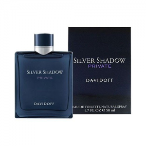 Davidoff Silver Shadow Private EDT 50 ml