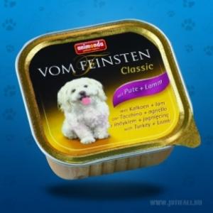 Animonda Vom Feinsten Classic pulyka és bárányhússal