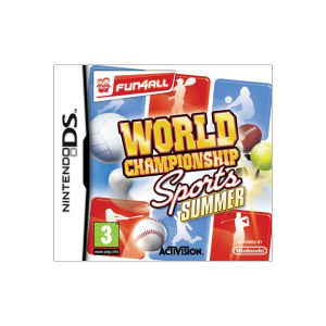 World Championship Sports: Summer - NDS