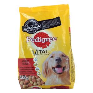 Pedigree Vital Protection felnőtt száraz kutyaeledel 500 g marhával és baromfival