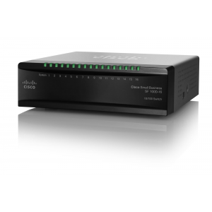 Cisco SF100D-16P