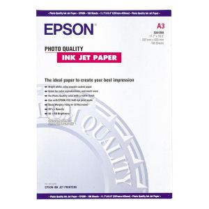 Epson Photo Quality Ink Jet A3 105 gr