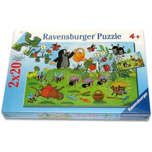 Ravensburger Kisvakond 2 x 20 db