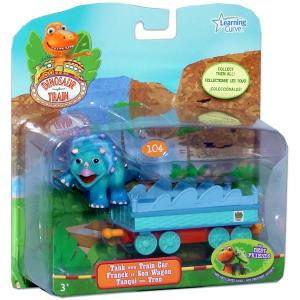 T-Rex Expressz: Tank vonatkocsival