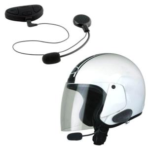 Intercom BH-M1 bukósisak headset (Motoros kommunikáció) - MultiPoint
