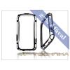 Samsung Samsung i9300 Galaxy S III védőkeret - Bumper - fekete/átlátszó