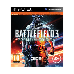 Electronic Arts Battlefield 3 (Premium Edition) - PS3