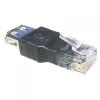 5047 USB A aljzat-RJ45 dugó