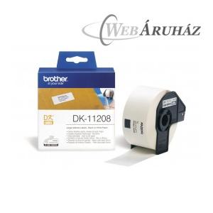 "Brother ""Brother DK-11208 tekercs (38 x 90mm) - 400db/tekercs"""