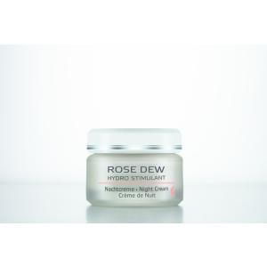Börlind Rose Dew Éjszakai krém - vízhiányos bőrre 50 ml