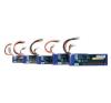 Conrad energy Conrad energy LiPo akku pack, 7,4V 800mAh 30C, XH rc modell kiegészítő