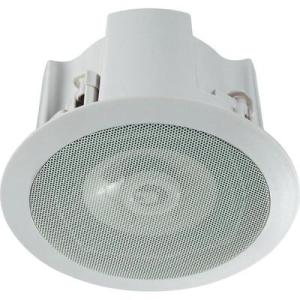 Conrad Speaka 130 mm Mennyezetbe építhető hangszóró fehér színben