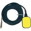 Conrad Zehnder Pumpen úszó kapcsoló (leengedés), 5m kábel, sárga/fekete, 14504