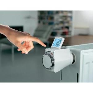 Conrad Honeywell HR30 programozható fűtőtest termosztát, fehér