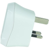 Skross átalakító úti adapter Angliába, fehér, 1.500207
