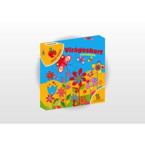 Okos ovis játékok Virágoskert