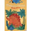 Aksjomat Kiadó Dinoszauruszok - Bűvös kifestő