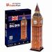 3D Big Ben 3D kicsi puzzle