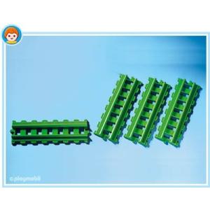 Playmobil Egyenes sín 4db - 6916
