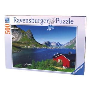 Ravensburger Norvégia halászfalu