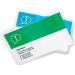 GBC lamináló fólia kódkártyához, 64 x 99, 250 mikron, 100 db(777272)
