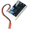 Conrad Energy LiPo 3.7V / 1000mAh (10C) BEC csatlakozóval ellátott akkupack(209254)