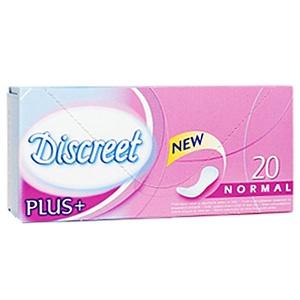 Discreet Normal Tisztasági betét 20 db