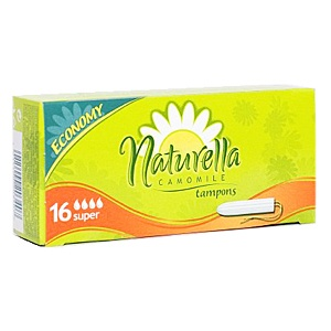 Naturella Super Tampon 16 db