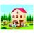 SYLVANIAN Families: Három emeletes házikó