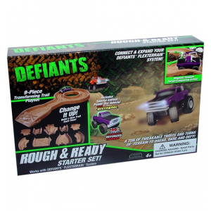 Redwood Ventures Defiants - Rough And Ready