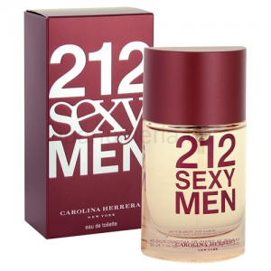 Carolina Herrera 212 Sexy Men eau de toilette férfiaknak 30 ml