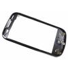 Samsung i5800 Galaxy 3 előlap fekete