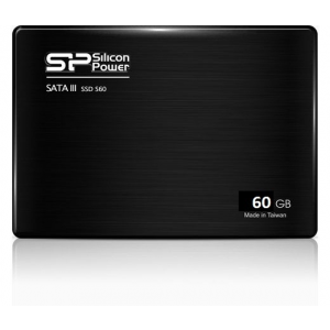 Silicon Power S60 60GB SSD SP060GBSS3S60S25