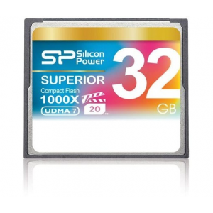 Silicon Power CF 32GB Superior 1000x