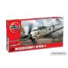 Messerschmitt BF109E  repülő makett Airfix A01008