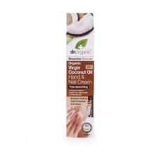 Dr. Organic bio Kókuszolaj kéz-és körömápoló krém - 100 ml kézápolás