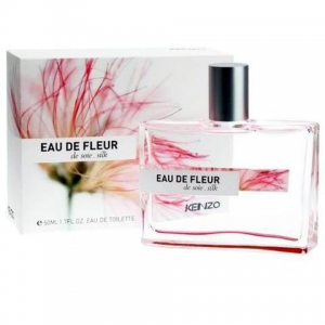 Kenzo Eau De Fleur de Soie Silk EDT 50 ml