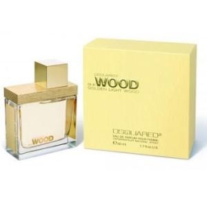 Dsquared SHE Wood Golden Light EDP 30 ml