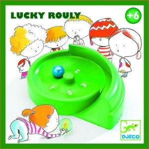DJECO Lucky Rouly