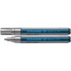 SCHNEIDER Maxx 270 lakkmarker, 1-3 mm, ezüst