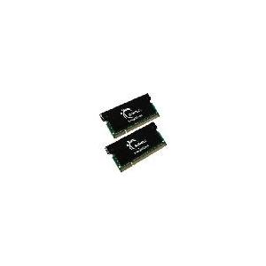 G.Skill F3-12800CL9D-8GBSK SK Series SO-DIMM DDR3 RAM G.Skill 8GB (2x4GB) Dual 1600Mhz CL9 1.5V